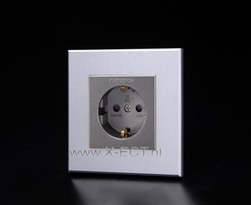 High End Performance SCHUKO Wall Sockets FT-SWS(G )
