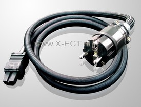 High Performance Power Cable . 1.8m (Schuko FI-E11R+FI-15ER)