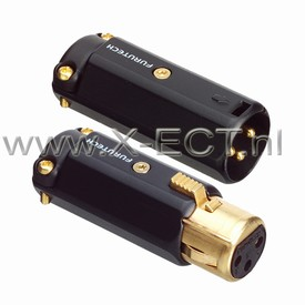 High End Performance XLR connector(Male) FP-601 M(G)
