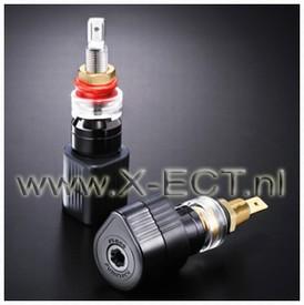 High performance Torque Binding Posts (2pcs/set) FT-809(R)  per 2