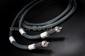 Interconnect  Cable(1.2mx2) Lineflux(RCA)