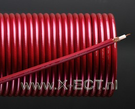 Coaxial digital & visual cable FC-61 (Red)