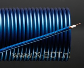 Coaxial digital & visual cable FC-62 (Blue)