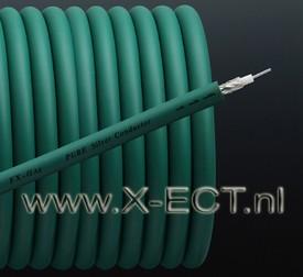 Coaxial Digital & Visual Cable (Pure Silver Conductor+Teflon