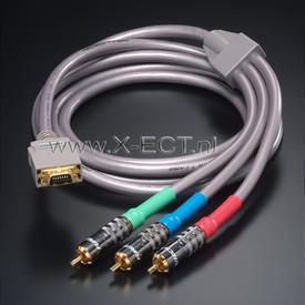 D-Terminal Cable FVD-73 (D-RCA) FVD-7315  1,5m